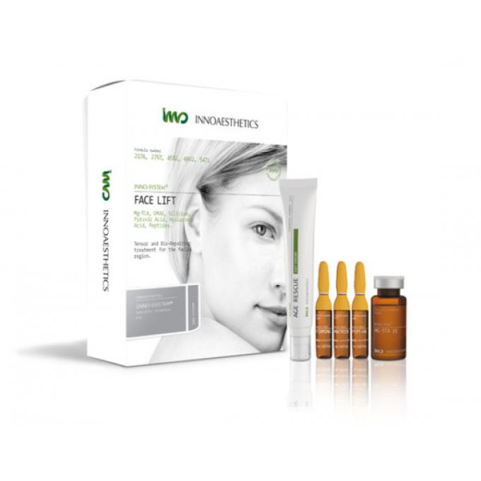 FACE LIFT KIT TRAITEMENT BIOREVITALISATION